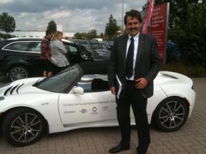 Herr Viebrock und der Tesla